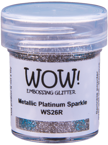 WS26 Metallic Platinum Sparkle